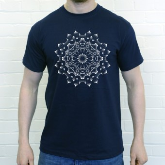 Dotwork Mandala #1 T-Shirt