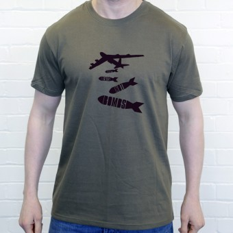 Drop Beats Not Bombs T-Shirt