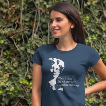 Emmeline Pankhurst T-Shirt