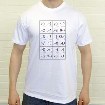 Emoticons T-Shirt