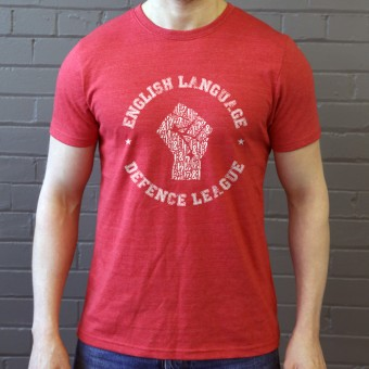 English Language Defence League T-Shirt