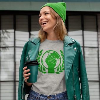 Environmentalist Fist T-Shirt