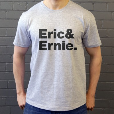 Eric and Ernie Line-Up