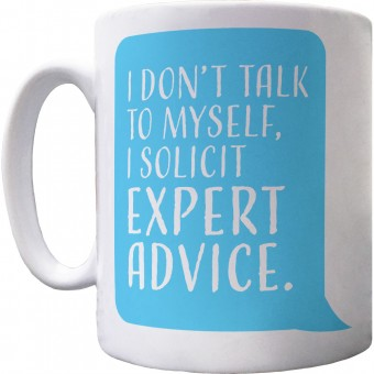 Expert Advice Ceramic Mug