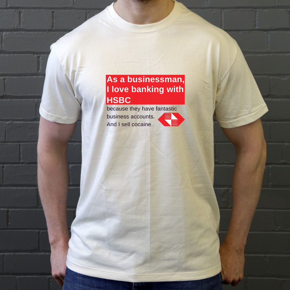 Fantastic Business Accounts T-Shirt   RedMolotov