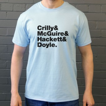 Father Ted Line-Up T-Shirt