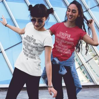 Feminism Encourages Women T-Shirt