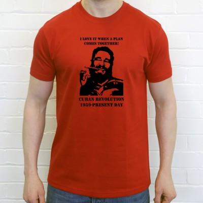 """Fidel Castro """"A-Team"""""""