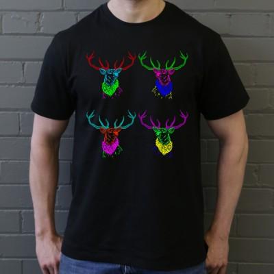 Four Deer