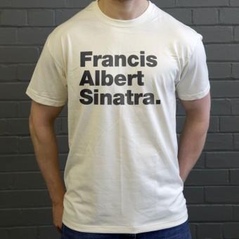 Francis Albert Sinatra T-Shirt