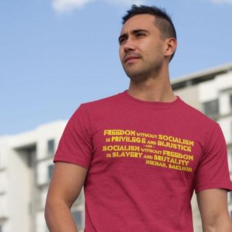 Mikhail Bakunin T-Shirt