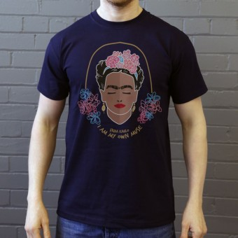 "Frida Kahlo ""I Am My Own Muse"" T-Shirt"