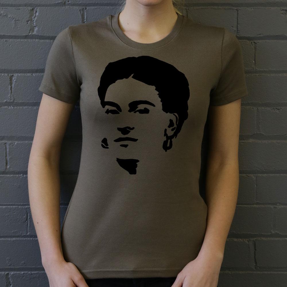 6c3f0257 Frida Kahlo T-Shirt | RedMolotov