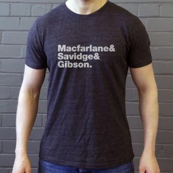 Friendly Fires Line-Up T-Shirt