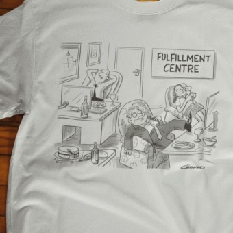 Fulfillment Centre T-Shirt