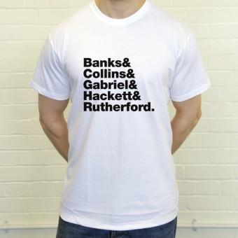 Genesis Line-Up T-Shirt