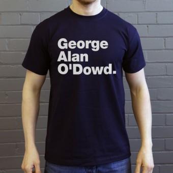 George Alan O'Dowd T-Shirt