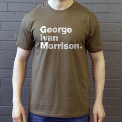 George Ivan Morrison