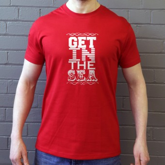 Get In The Sea (Clean Version) T-Shirt