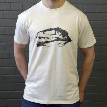 Giganotosaurus Skull T-Shirt
