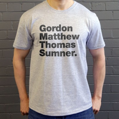 Gordon Matthew Thomas Sumner