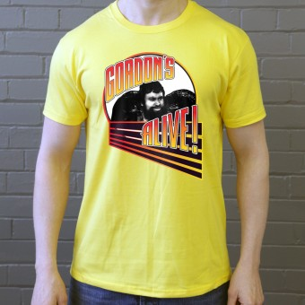 Gordon's Alive! T-Shirt
