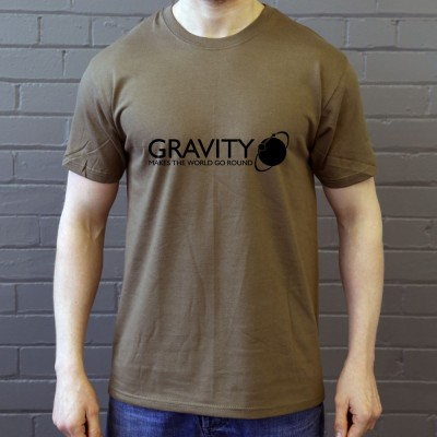 Gravity Makes The World Go Round