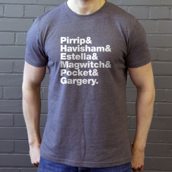 Great Expectations Line-Up T-Shirt