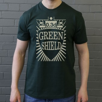 Green Shield Stamp T-Shirt