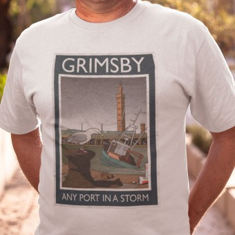 Grimsby: Any Port In A Storm T-Shirt