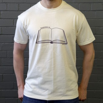 Happiness is Book Shaped T-Shirt