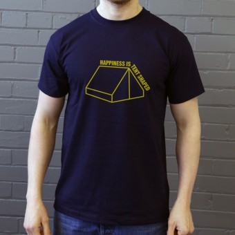 Happiness Is Tent Shaped T-Shirt