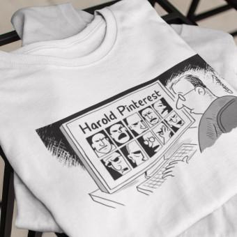 Harold Pinterest T-Shirt