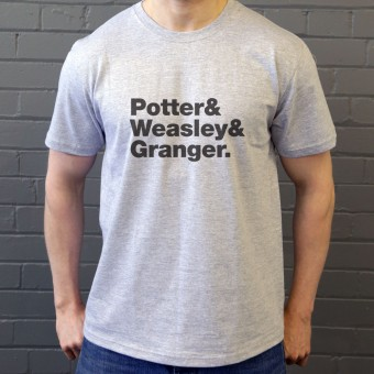 Harry Potter Line-Up T-Shirt