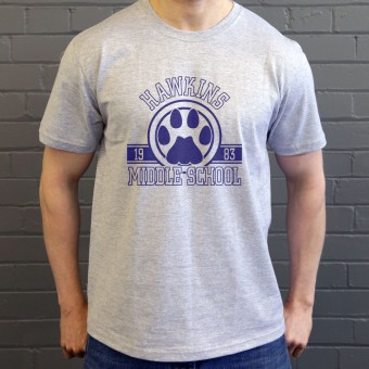 Hawkins Middle School T-Shirt