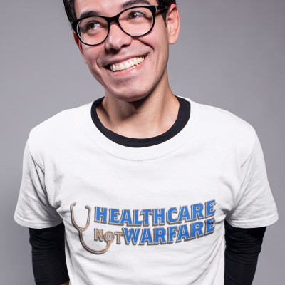 Healthcare Not Warfare