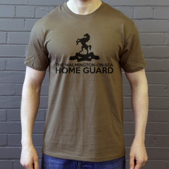 The Walmington-on-Sea Home Guard T-Shirt