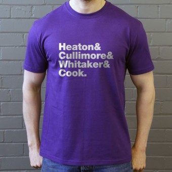 Housemartins Line-Up T-Shirt
