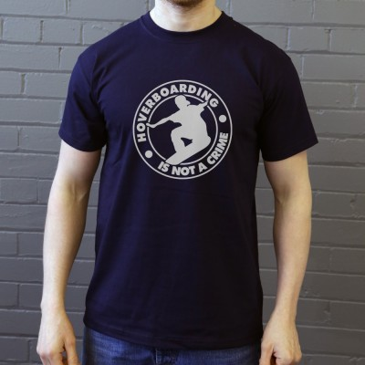 Hoverboarding Is Not A Crime