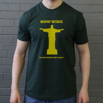 How Wide Do You Want The Goal? T-Shirt