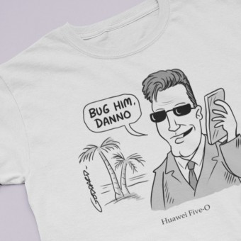 Huawei Five-O T-Shirt