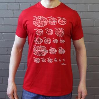 Human Chimpanzee Tory T-Shirt