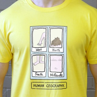 Human Geography T-Shirt