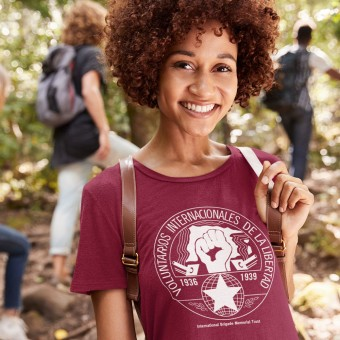 International Brigade Memorial Trust: Roundel T-Shirt