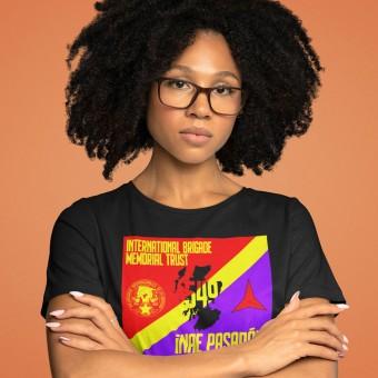 International Brigade Memorial Trust: Scotland T-Shirt