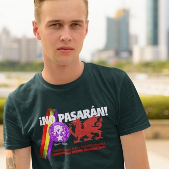International Brigade Memorial Trust: Wales T-Shirt