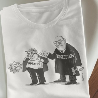 Immunity From Prosecution T-Shirt
