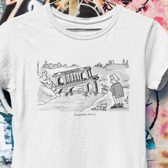 Incapability Brown T-Shirt
