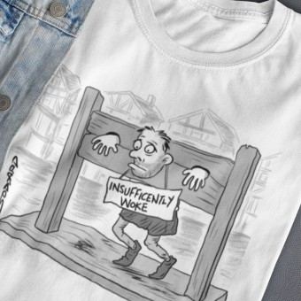 Insufficiently Woke T-Shirt