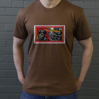 International Brigades Stamp T-Shirt